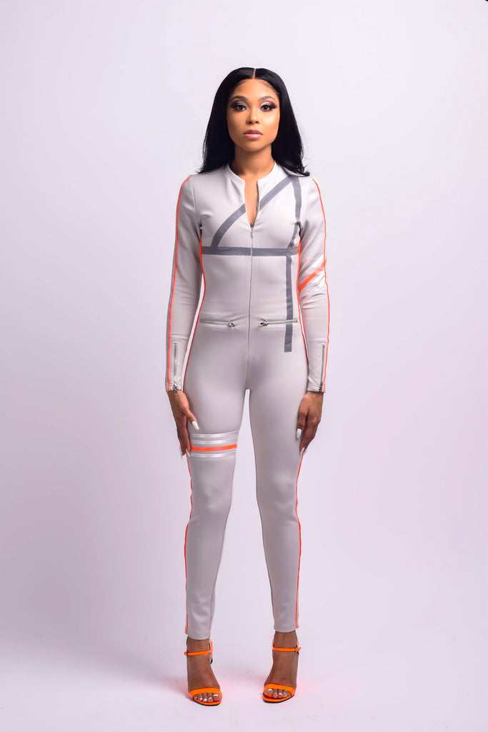 Apex Jumpsuit, designed and fitted to perfection