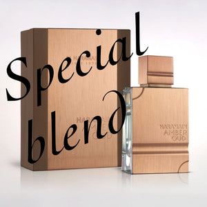 "Amber Oud "" Special Blend"" - 2oz edp by Al Haramain"