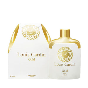 Gold By Luis Cardin Eau de Parfum 3.4oz 100ml
