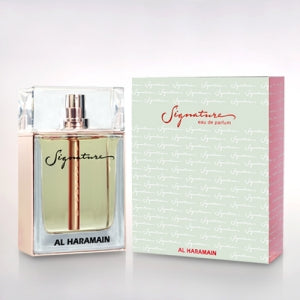 Signature Rose By Al Haramain