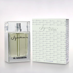 Signature Silver By Al Haramain
