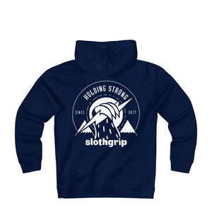 Holding Strong Hoodie l Sloth Labs