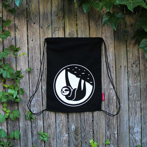 Drawstring Bag   l   Organic Cotton