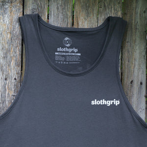 slothgrip hang happy tank - detail