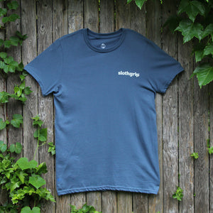 slothgrip hang happy tee - front