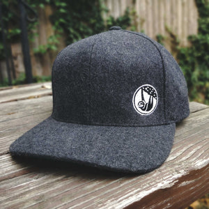 slothgrip hang happy snapback slate