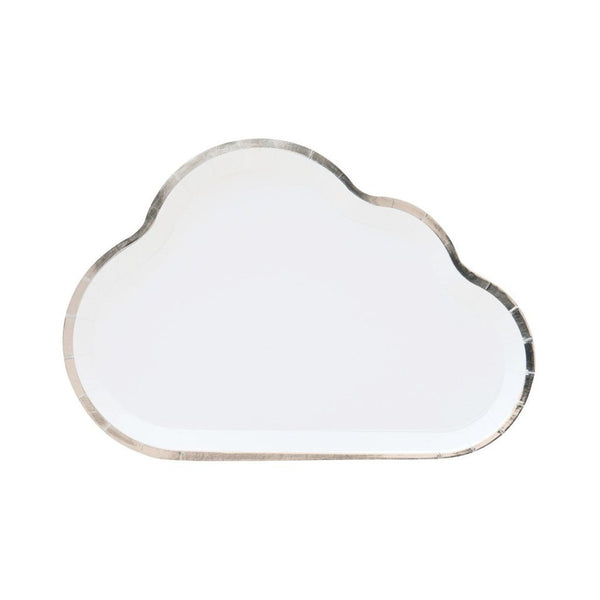 Assiette nuage Oh Happy day