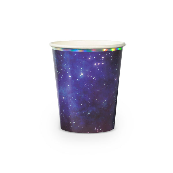 Verre univers Daydream society collection galaxie