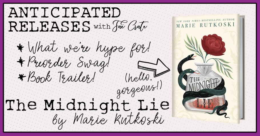 Anticipated Release: The Midnight Lie by Marie Rutkoski