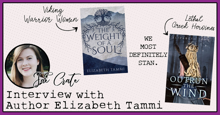 Interview with Elizabeth Tammi
