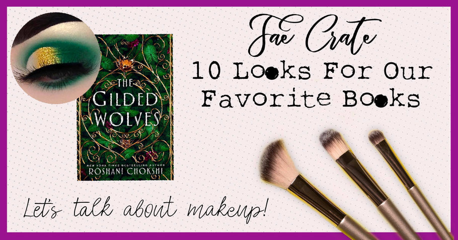 10 Looks for our Favorite Books