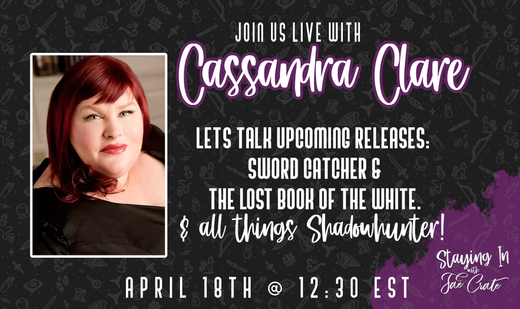 Author Chat with Cassandra Clare