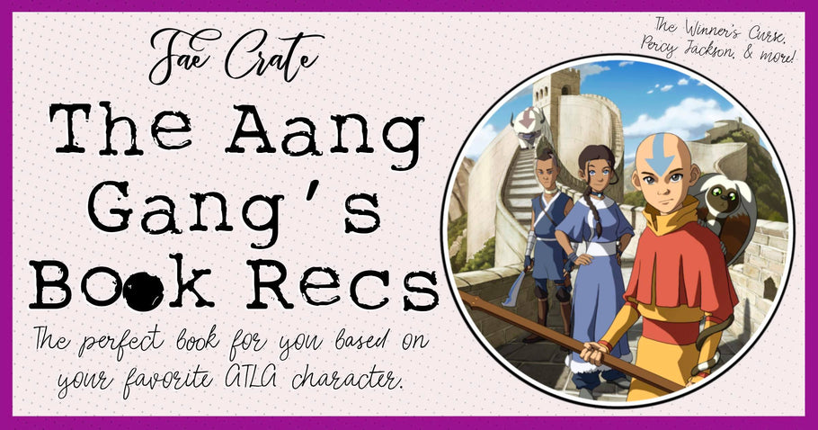 The Aang Gang's Book Recs