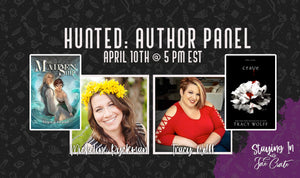 Hunted Author Panel: Micheline Ryckman & Tracy Wolff