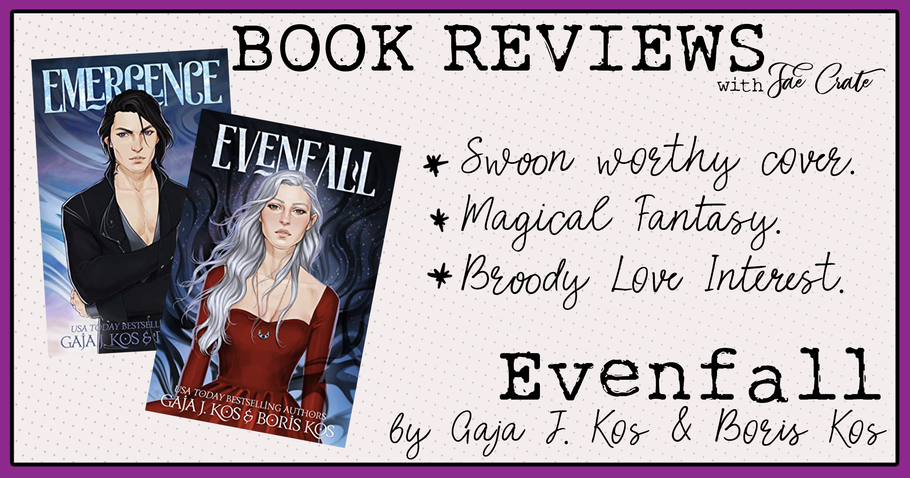Book Review: Evenfall by By Gaja J. Kos &  Boris Kos