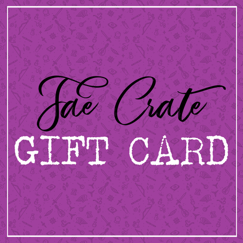 Fae Crate Gift Card
