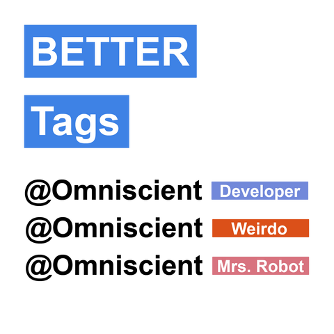 Better Tags a Theme by Omniscient#0002 - BetterDocs