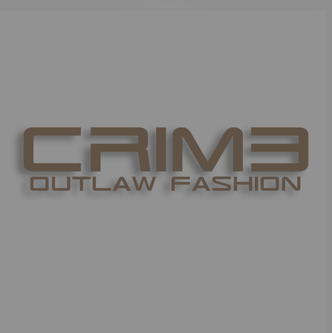 Crime Outlaw Fashion