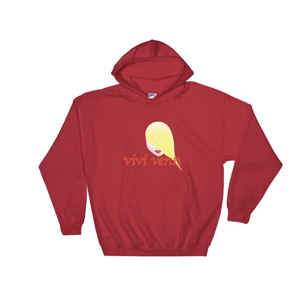 Hooded Sweatshirt Vivi Venn - hustleport