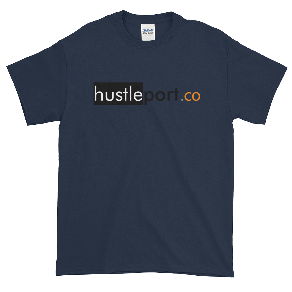 Hustleport Short-Sleeve T-Shirt - hustleport