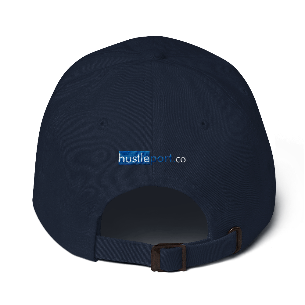 Hustleport Dad hat - hustleport