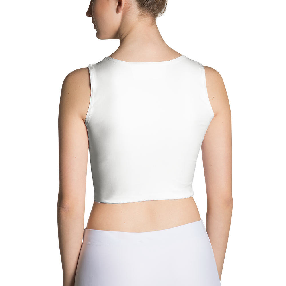 Sublimation Cut & Sew Crop Top Vivi Venn - hustleport