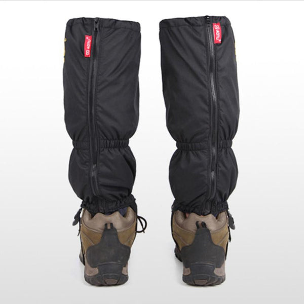 Waterproof Legging Gaiters Outdoor camping Tools For Walking Climbing Hunting - hustleport