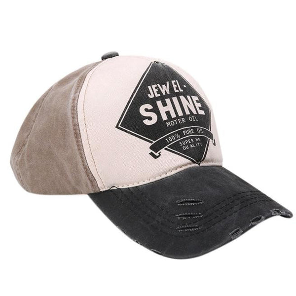 Unisex Cotton Twill Snapback Colorful Baseball cap - hustleport