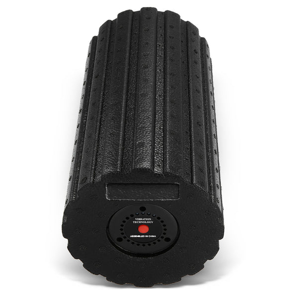 4 Speed Vibrating Fitness Foam Roller - hustleport