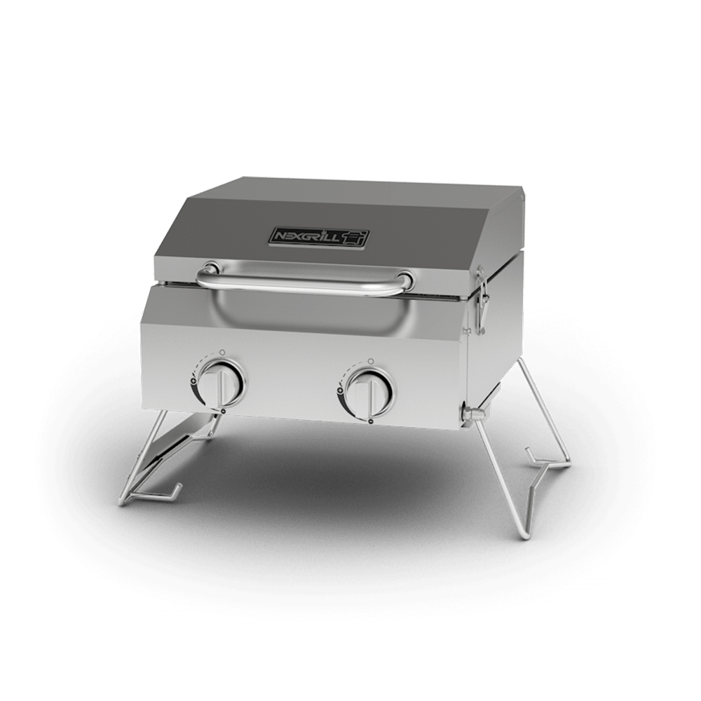 2 Burner Table Top Gas Grill