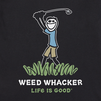 Mens Crusher Tee Jake Weed Whacker (75355)