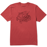 Mens Crusher Tee Off Road Fun (61255)