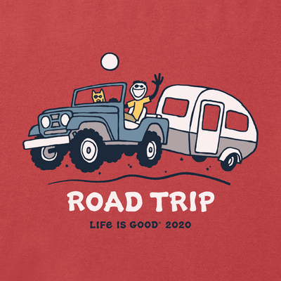 Mens Crusher Tee Roadtrip camper 2020 (73139)
