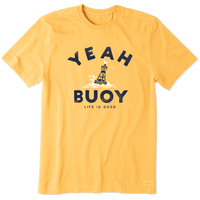 MEN'S YEAH BUOY CRUSHER TEE