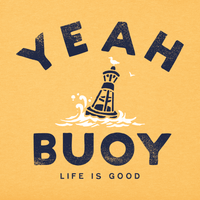 MEN'S YEAH BUOY CRUSHER TEE (53540)
