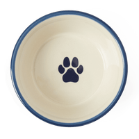 PAW WAG ON SMALL DOG BOWL (57070)