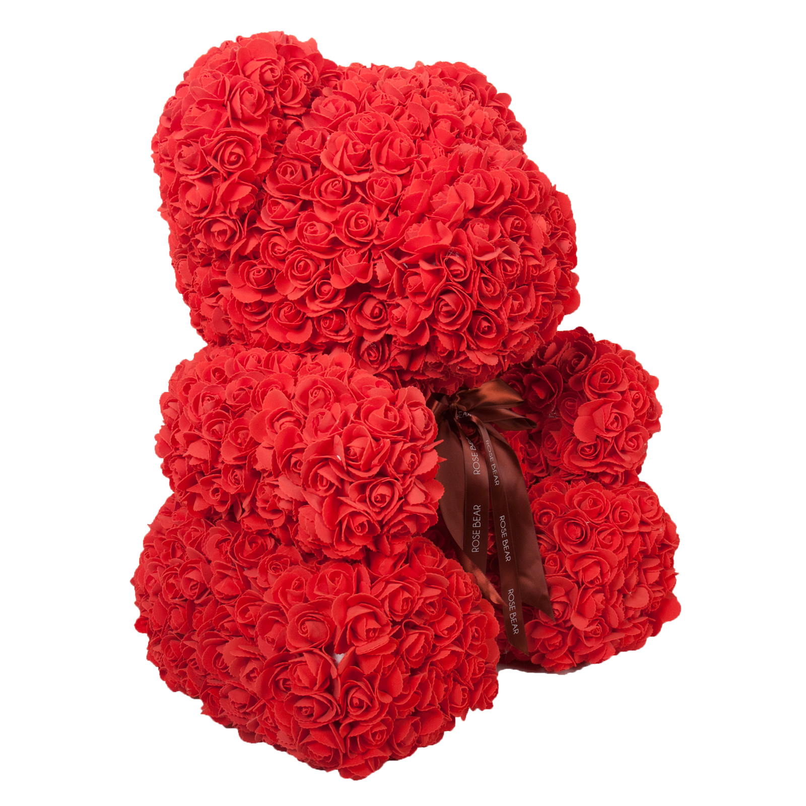 "27"" Red Rose Bear"