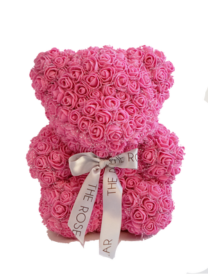 Fun-Sized Mini Rose Bear