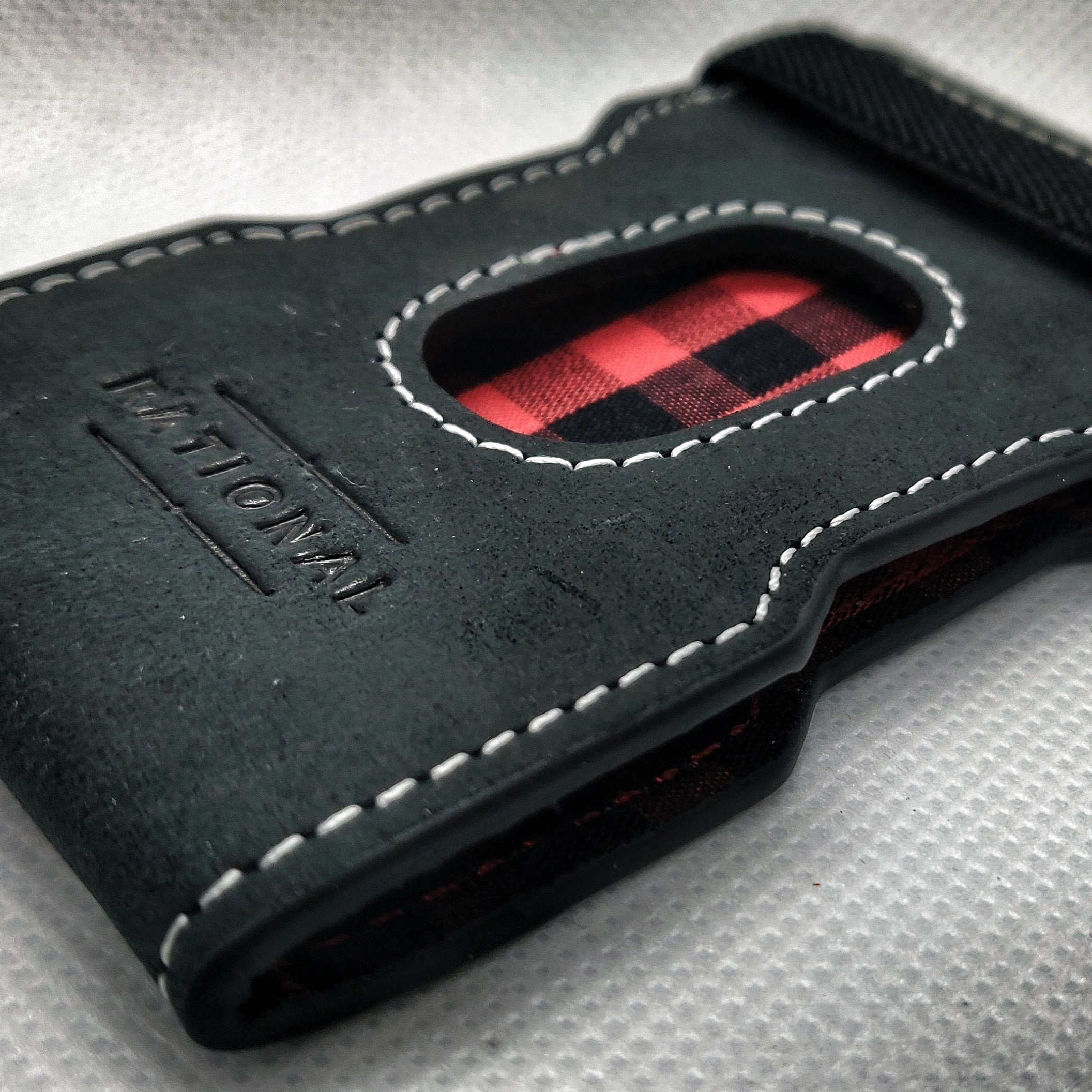EW01 - The Engineer's Wallet - Black
