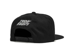Old English Snapback - Black