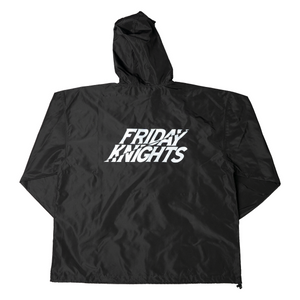 Champion 3M Racer Logo Packable Anorak