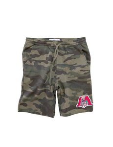 MB Bottom Feeders Camp Short - Camo