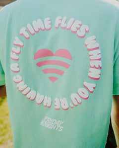 Fly Times Tee