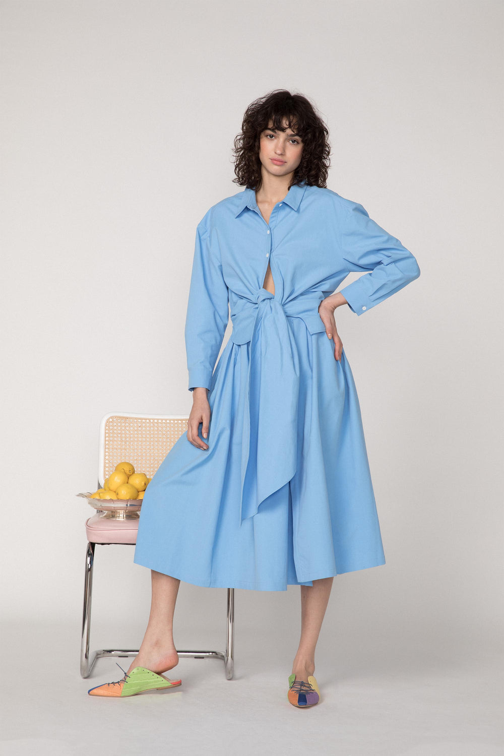 C.B.D. (Cute Button-Down Dress)