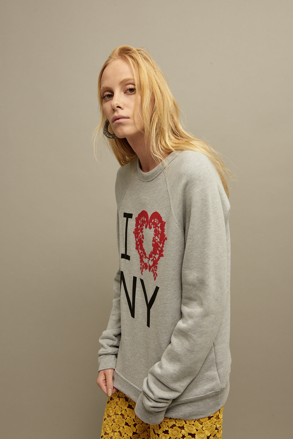 Flock I Love NY Sweatshirt