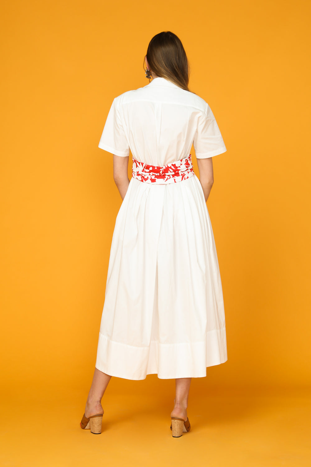 Obi Shirtdress