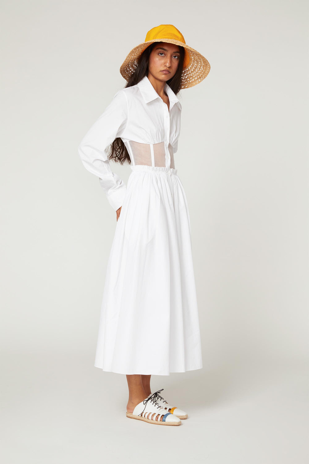 Corset Shirtdress