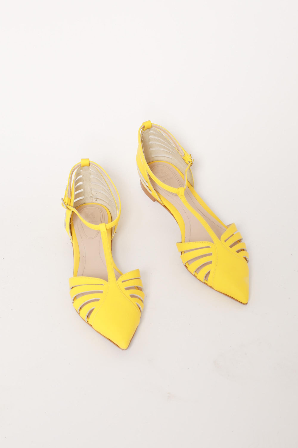 Mary Jane Lattice Sandals