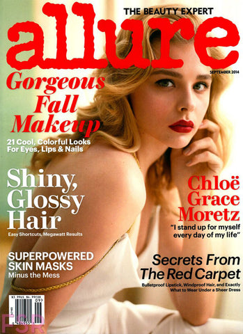 Luster Premium White-Allure - September 2014