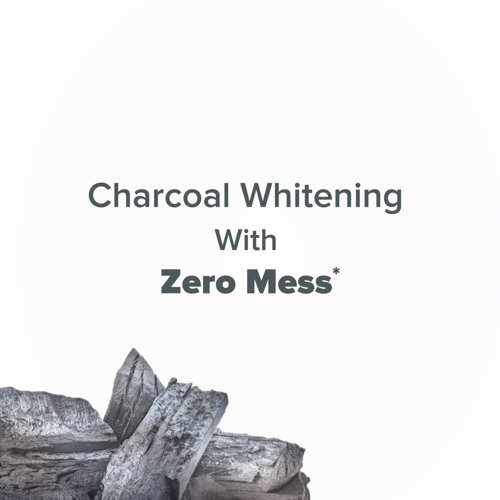 Activated White Charcoal Whitening Collection